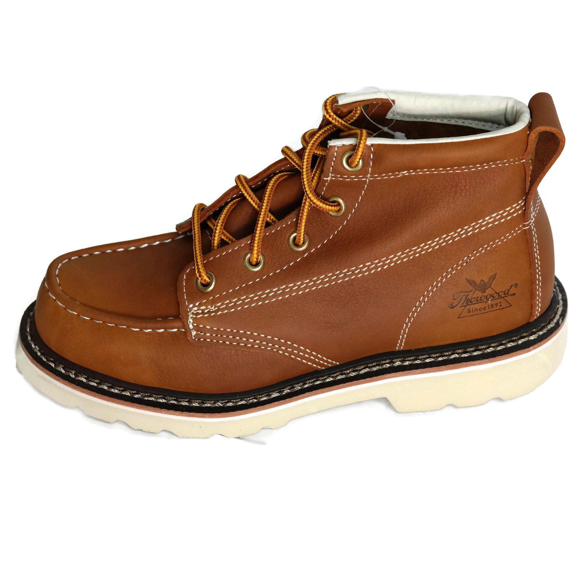 Thorogood Children and Youth Tucker Mudpie Brown Work Boots 314-4000 414-4000