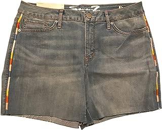 Seven7 Weekend Denim Shorts for Women Size,12