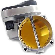 90MM Enlarged Throttle Body High Flow Power Plus For 2003-2012 Dodge Hemi 5.7L 6.1L 6.4L