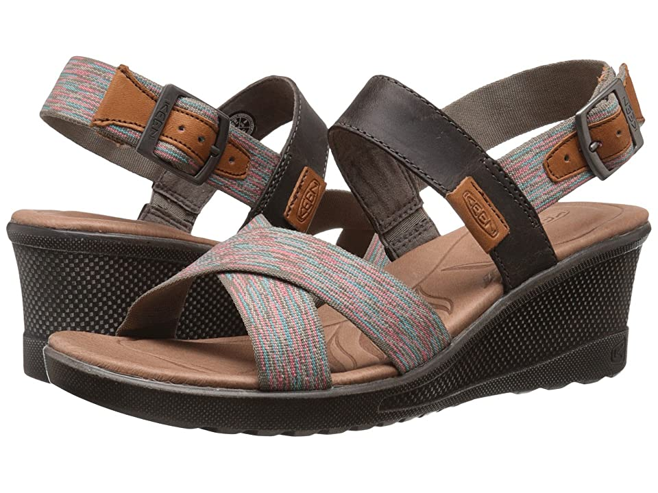 Keen Skyline Wedge (Brindle) Women