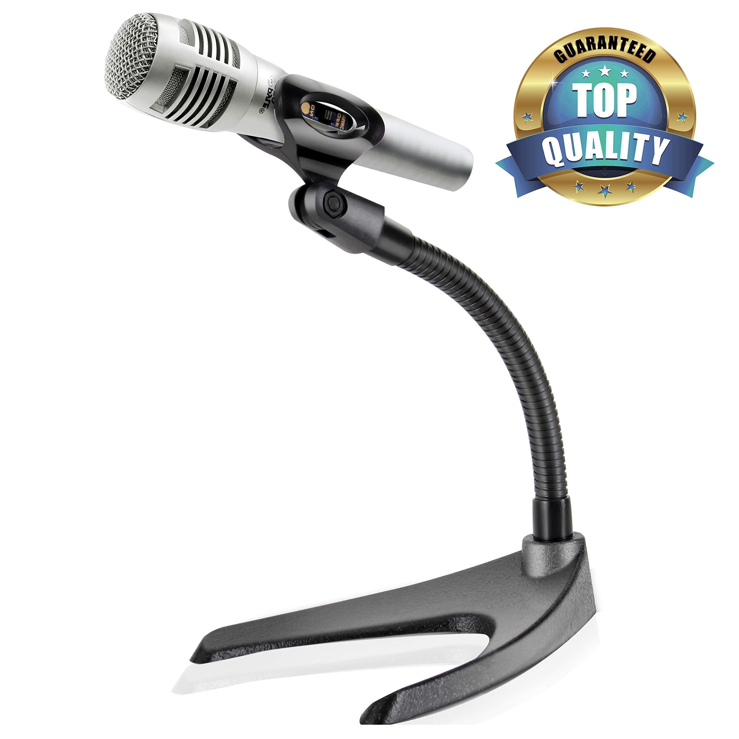 Pyle Desktop Microphone Stand Universal