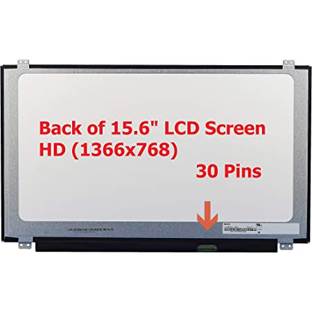 SA HD 1366x768 LCD LED Display Panel TL BRIGHTFOCAL New Screen Replacement for LP156WH3