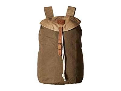 Fjallraven Greenland Backpack Small (Khaki/Sand) Backpack Bags