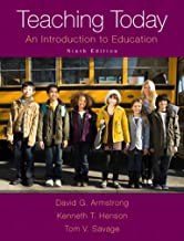 Teaching Today: An Introduction to Education (2-downloads)