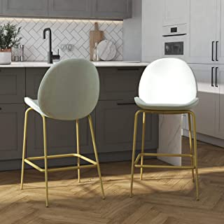 Cool Best Bar Stools Metal Legs Of 2019 Top Rated Reviewed Machost Co Dining Chair Design Ideas Machostcouk