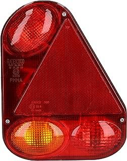 Luz de remolque Radex Derecha para la Ifor Williams /& Indespension l/ámpara