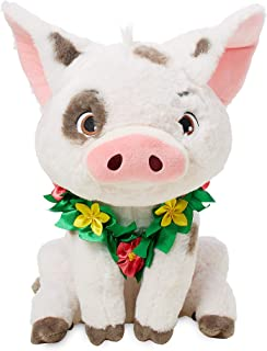 Disney Pua Plush with Lei - Moana - Medium - 14''