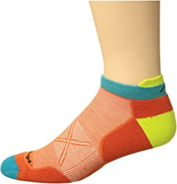 Vertex No Show Tab Ultra Light Cushion Cool Max Socks