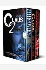 Claus Boxed 2: A Science Fiction Holiday Adventure (Claus Universe Boxed) Kindle Edition