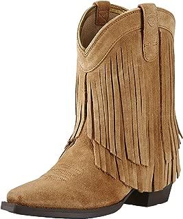 Kids' Gold Rush Western Cowboy Boot