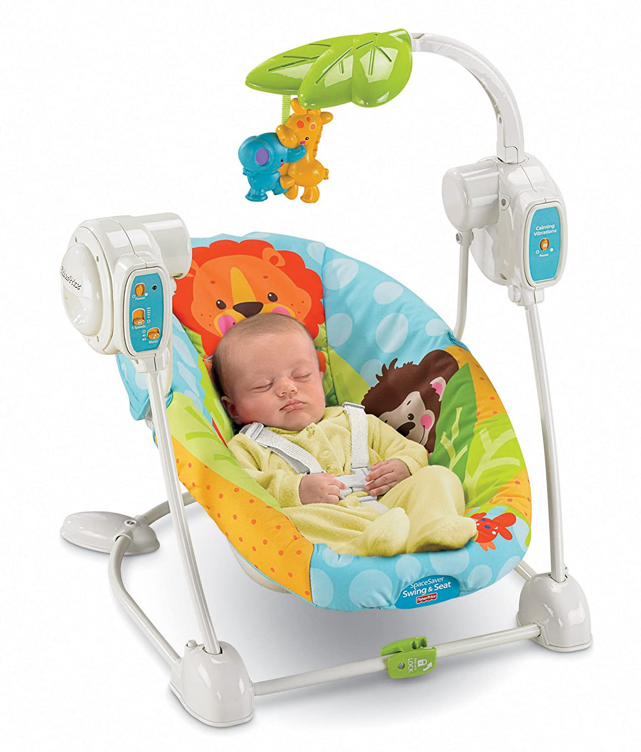 81RE6GP AGL. SL1500 9 of the Best Baby Swing for Small Spaces (Apartments) 2021