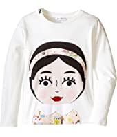 Dolce & Gabbana Kids - Back to School Bimba Mora T-Shirt (Toddler/Little Kids)