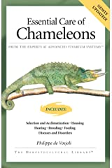 Essential Care of Chameleons (Advanced Vivarium Systems) Kindle Edition