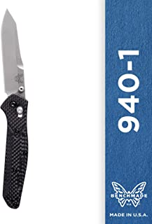Benchmade - 940-1 Knife, Reverse Tanto Blade