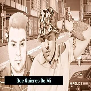 Que Quieres de Mi (feat. Ferna G)
