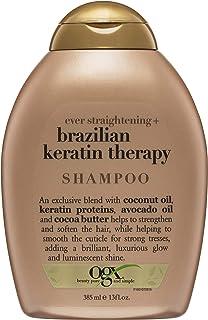 OGX Brazilian Keratin Therapy Shampoo, 385ml