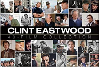 Clint Eastwood Collection (40pk) (DVD)