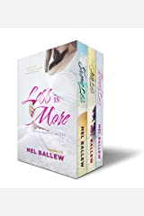 Less is More: Collection Set, Books 1-3 Kindle Edition