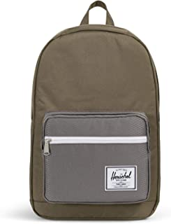 Herschel Supply Co. Pop Quiz Backpack, Ivory Green/Smoked Pearl, One Size