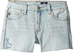 Garden Shorts in Bluse Crush (Big Kids)
