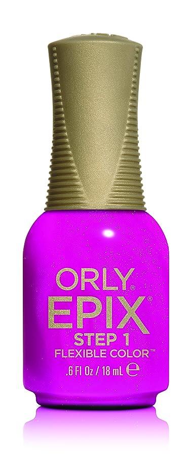タクト維持するマラソンOrly Epix Flexible Color Lacquer - Paradise Cove - 0.6oz/18ml