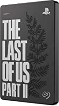 Seagate Game Drive for PS4 2TB External Hard Drive Portable HDD - USB 3.0 The Last of Us II Special Edition, Designed for...