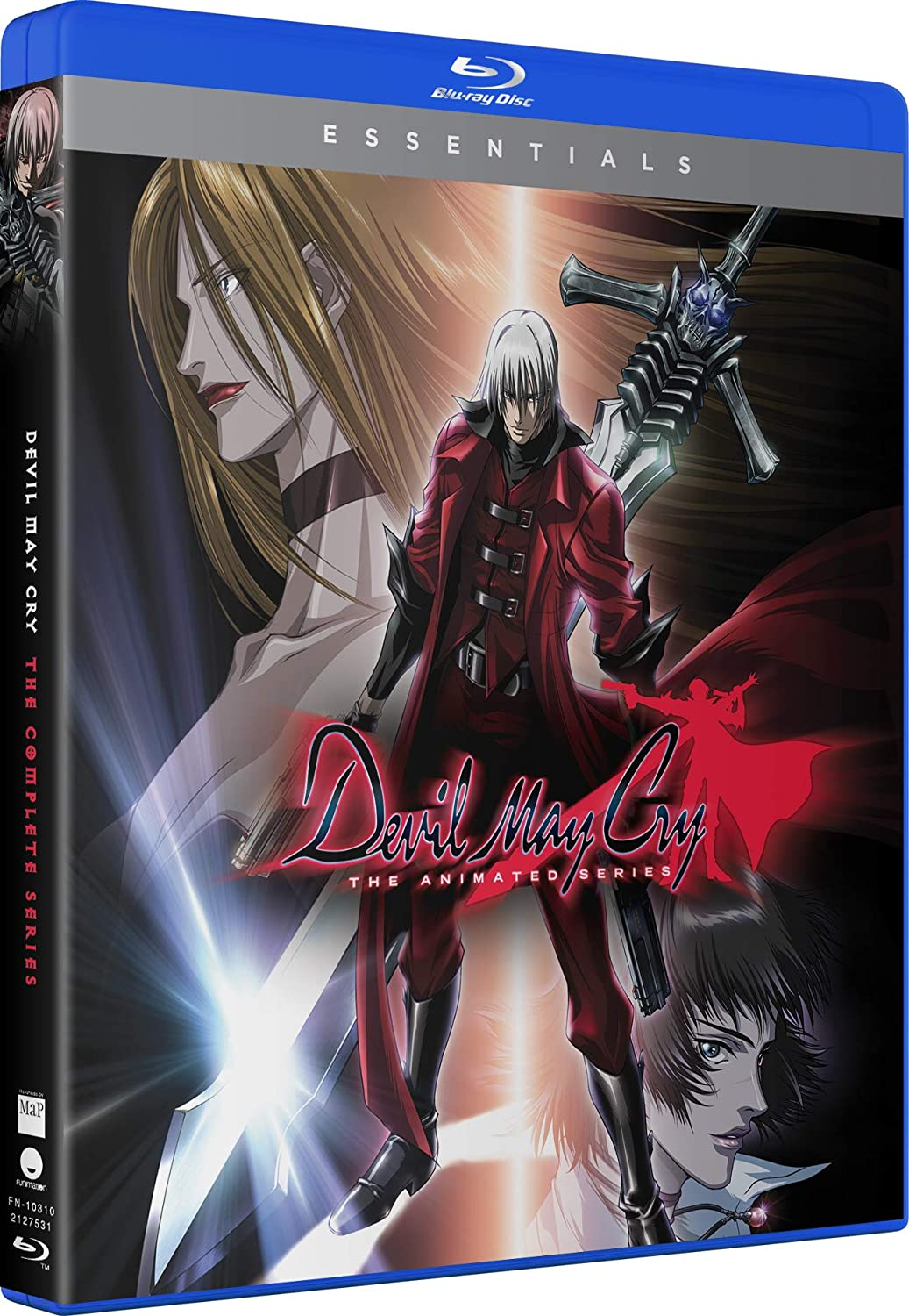 Devil May Cry: The Selling and selling Complete Series Award Blu-ray