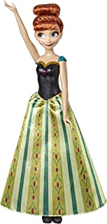 Disney Frozen Shimmer 'N Sing Anna, Singing Doll