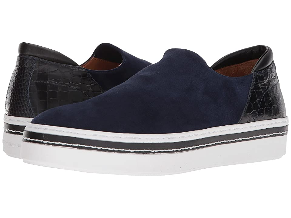 Right Bank Shoe Cotm Stan Sneaker (Midnight Suede) Men