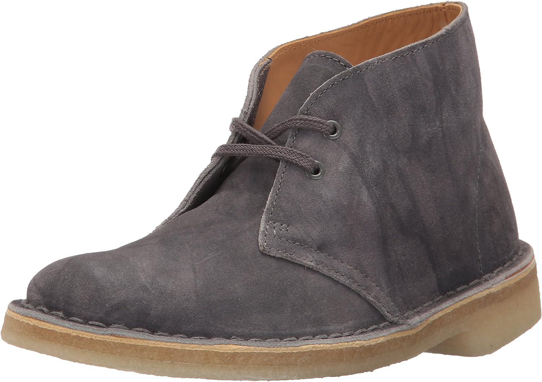 Clarks Womens Desert Boot Ankle Bootie
