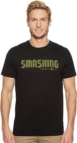 Psycho Bunny Smashing Printed T-Shirt