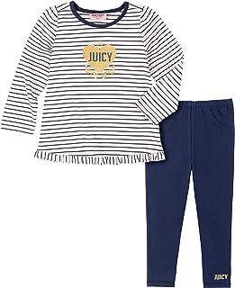 Juicy Couture Juego de 2 leggings Juego de pantalones para N