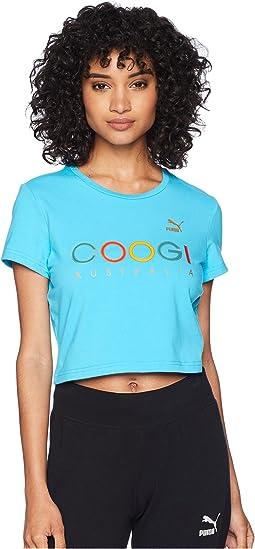 PUMA x Coogi Crop T-Shirt