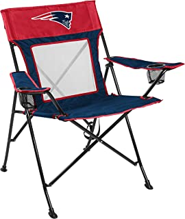 NFL Game Changer Large Folding Tailgating and Camping Chair, with Carrying Case (ALL TEAM OPTIONS)