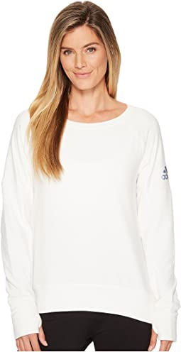 adidas - Performer Long Sleeve Cover-Up