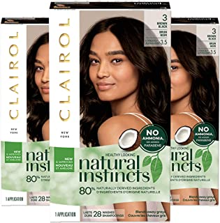 Best clairol natural instincts directions for use Reviews