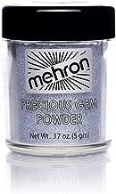 Mehron Makeup Precious Gem Powder (.17 ounce) (Sapphire)