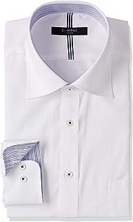 [フレックスジャパン] ビジネスワイシャツ ビモード モノトーン シック 形態安定 メンズ