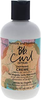 Bumble and Bumble Curl Defining Creme for Unisex, 8.5 Ounce