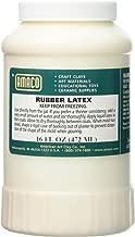 liquid latex for ceramics