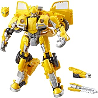 Transformers Studio Series 18 Deluxe Bumblebee - Action Figures, Multicolor