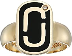 Marc Jacobs - Icon Enamel Ring