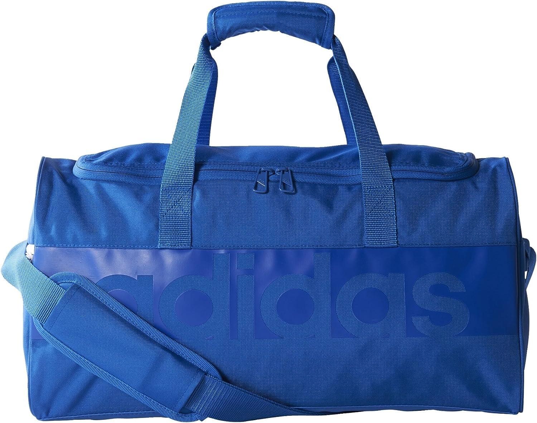 Adidas Tiro Linear Teambag Duffle Bag Soccer (Small, bluee Bold bluee)