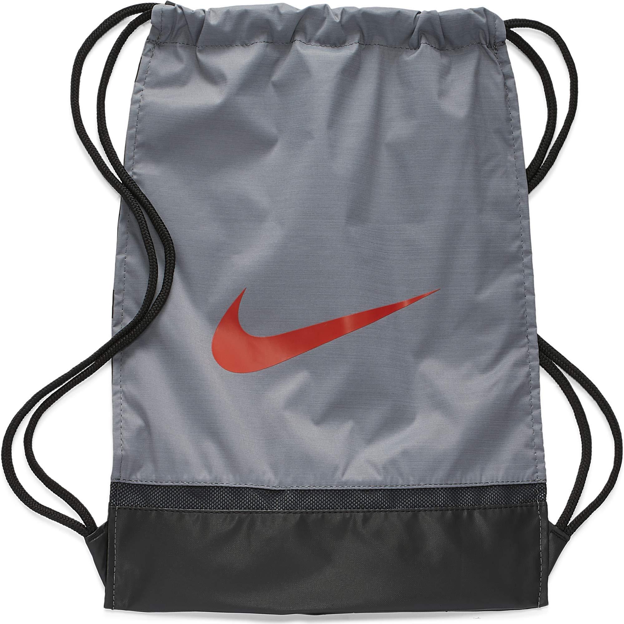 cascada Él innovación  Nike Brasilia Training Gymsack- Buy Online in Bahamas at Desertcart