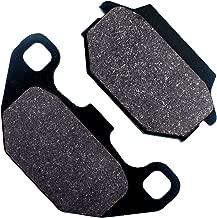 PROCOMPANY Rear Brake Pads for Kymco Like 200i 2010 2011 2012 MXer 50 Mongoose 2000-2008