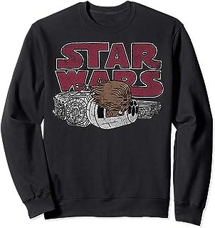 Star Wars Chewbacca Chibi Portrait Sweatshirt