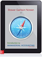 Best introduction to managerial accounting 7th edition ebook Reviews