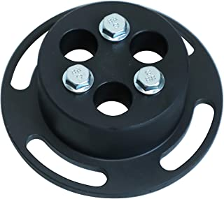 DPTOOL Water Pump Sprocket Retainer Holding Tool Compatible with GM Ecotec 2.2 2.4 Replacement for Chevrolet Oldsmobile Po...