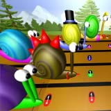 Turbo Snail Racing