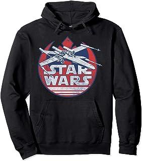 Star Wars X-Wing With Rebel Symbol Sweat à Capuche